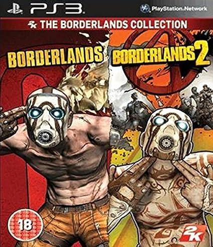 THE BORDERLANDS COLLECTION PLAY 3: Amazon.es: Electrónica