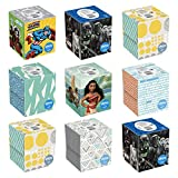 Kleenex Trusted Care Everyday Facial Tissues, Cube Box, 80 Tissues per Cube Box, 27 Packs