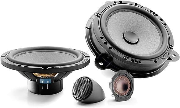Focal Isrns165 Inside 2 Wege Compo Für Renault Nissan Smart Navigation