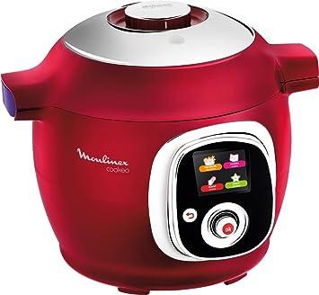 Moulinex Ce701500 Intelligent Cookeo Multicooker Con 100 Ricette