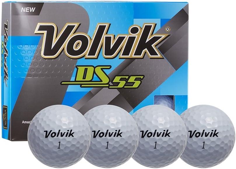 Volvik 2017 DS55 Golf Ball (One Dozen)