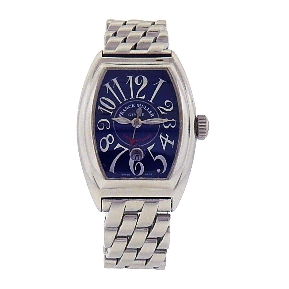 Franck Muller Conquistador automatic-self-wind womens Watch 8005 L (Certified Pre-owned)