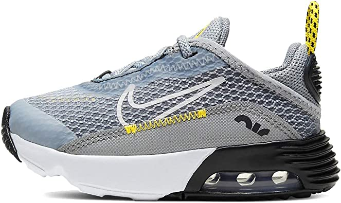Silenciosamente Es una suerte que Tropical  Amazon.com | Nike Air Max 2090 (td) Casual Shoe Toddler Cu2092-002 |  Sneakers