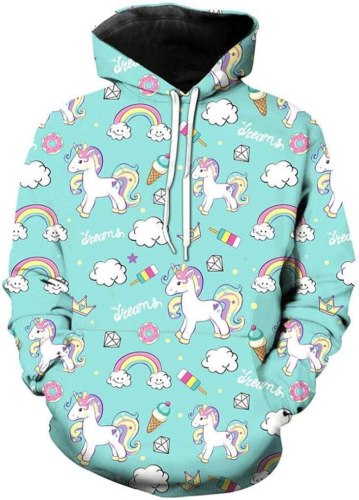 SummitLink Girls Rainbow Dash Hoodie