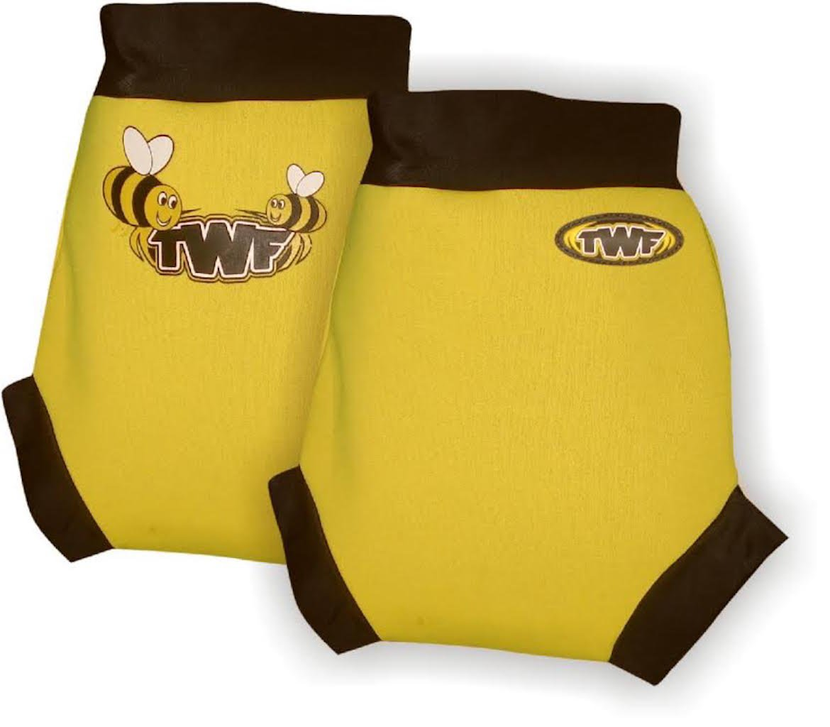 TWF Baby Tots Neoprene Swim Nappy Birth to Toddler, 5 Colours