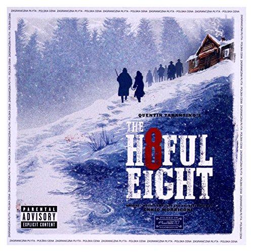 Jennifer Jason Leigh / The White StripesThe Hateful Eight soundtrack [Ennio Morricone] [CD] (Stripe Leigh)