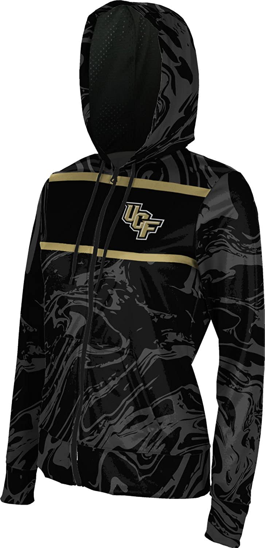 Ripple School Spirit Sweatshirt ProSphere University of Central Florida Girls Zipper Hoodie