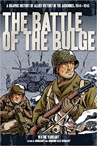 amazon the battle of the bulge a graphic history of allied