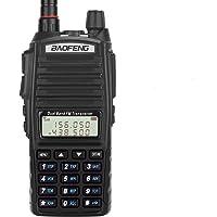 BaoFeng Radio UV-82+ 8W Handheld Dual Band Long Range Walkie Talkies