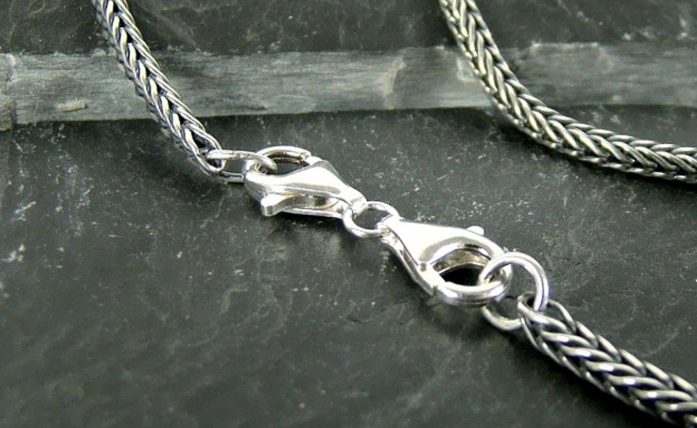 My-Bead double fermoir de base XXL 24mm massive argent 925 pour colliers et bracelets qualit/é par bijoutier
