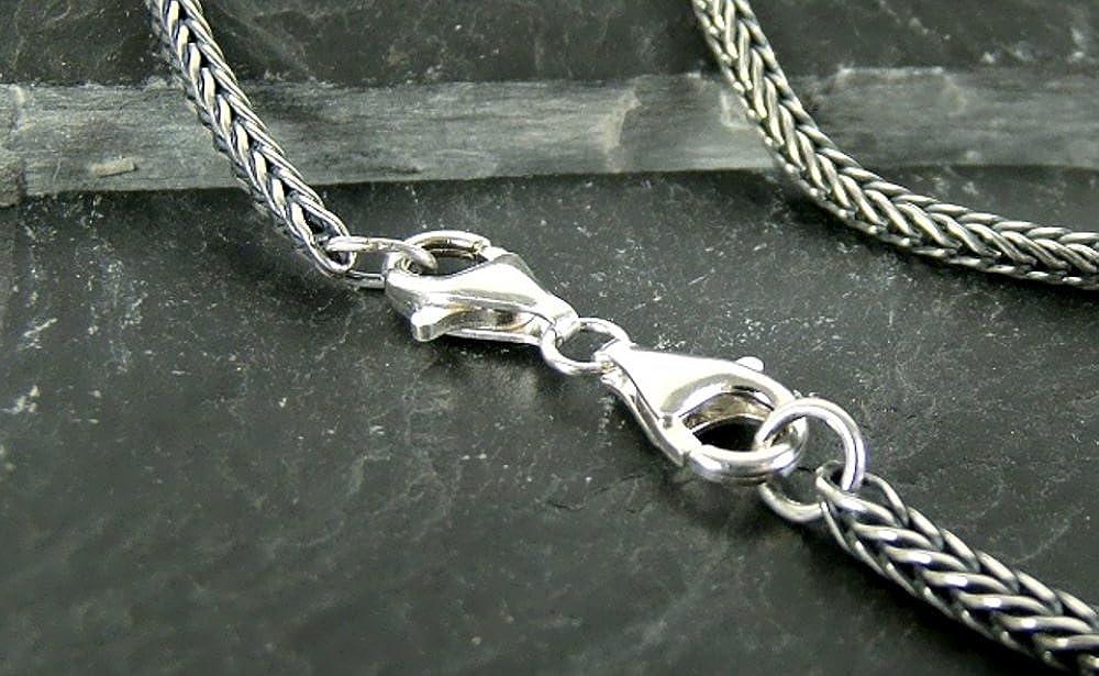 b3cacbd61a9a Cierres doble mosquetón 19mm plata de ley 925 para pulseras y collares  bisuteria de alta calidad  Amazon.es  Joyería
