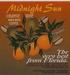 Midnight Sun - Coffee/Orange Fruit Wine