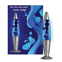 Lava Lamps, Blue