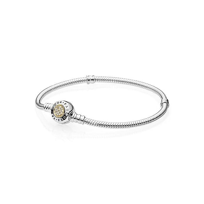 Review Bracelet Pandora Moments 590741CZ-19