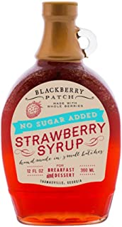 product image for Blackberry Patch Sugar Free Syrup (Strawberry)