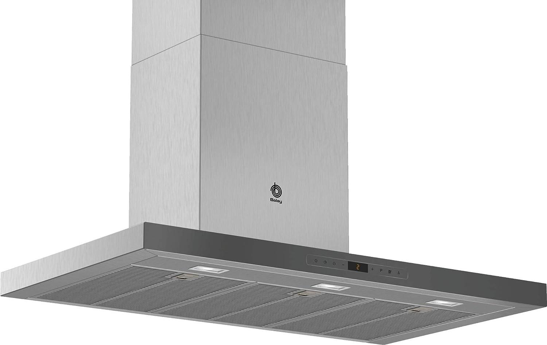 Balay 3BC998HGC - Campana (843 m³/h, Canalizado/Recirculación, A, A, B, 55 dB): Amazon.es: Hogar