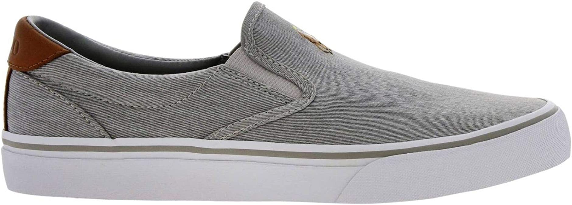 Zapatillas Polo Ralph Lauren Thompson - Color - Gris, Talla - 44 ...
