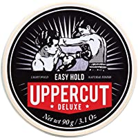 Uppercut Deluxe Easy Hold Pomade 3.1oz - Light Hold - Weightless Matte Finish
