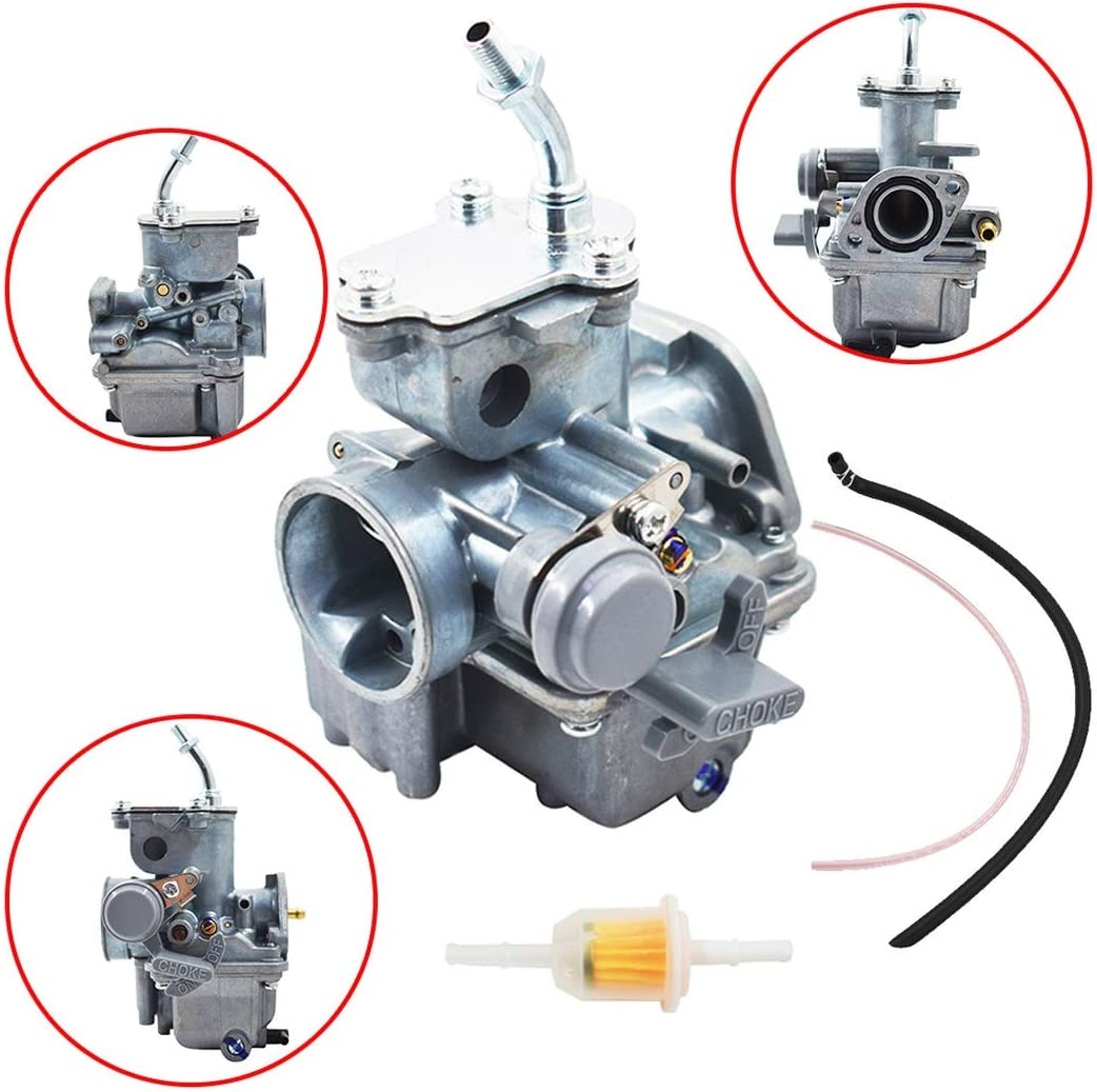 New Carburetor for Yamaha Raptor 80 ATV Quad Carby 2002-2008 Carb with Filter