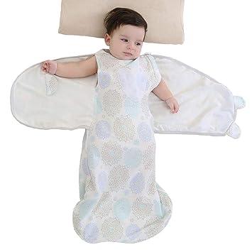 Amazon.com: Enrich YLife - Saco de dormir para bebé, 100 ...