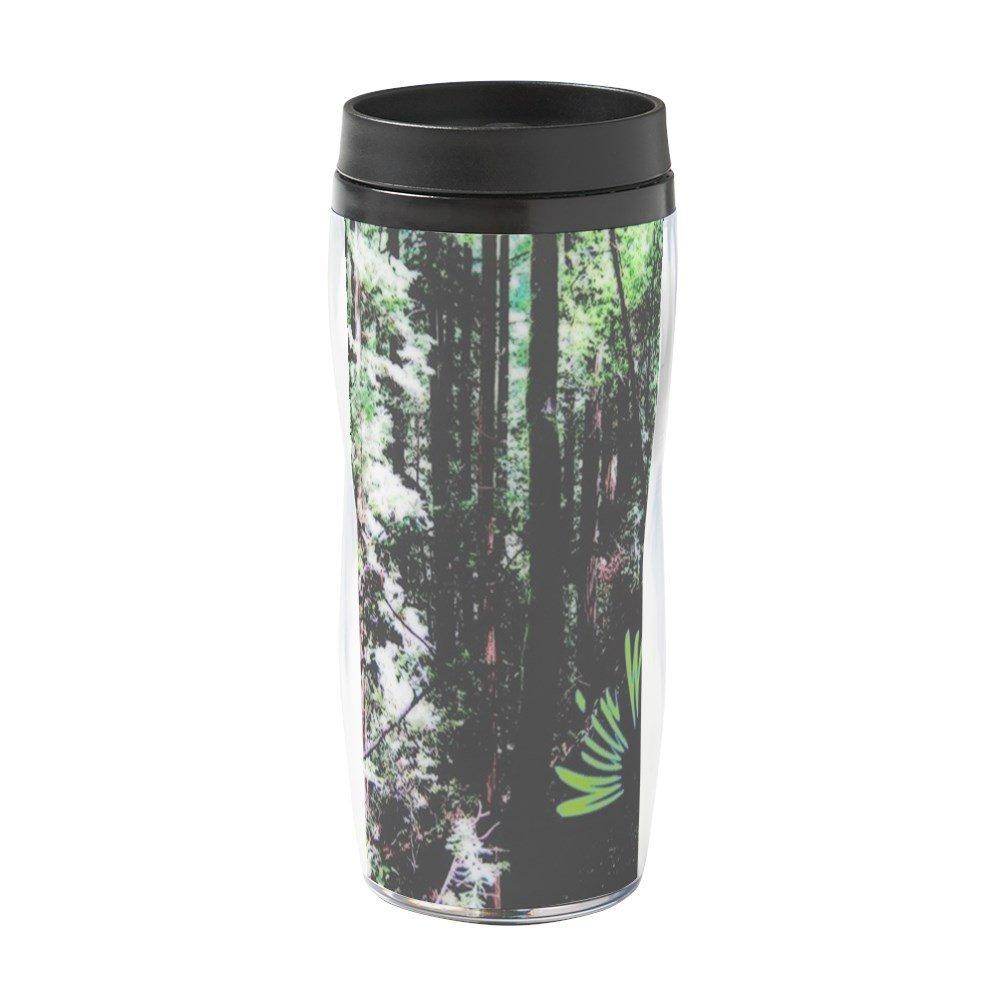 CafePress - Muir Woods With Text - 16 oz Travel Mug