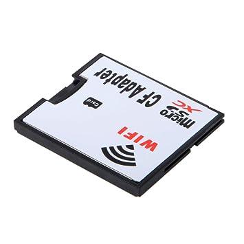 Chenyang WiFi - Adaptador de Tarjeta de Memoria TF Micro SD ...
