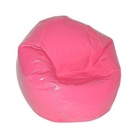 Super American Furniture Alliance Wetlook Bean Bag Jr Child Magenta Short Links Chair Design For Home Short Linksinfo