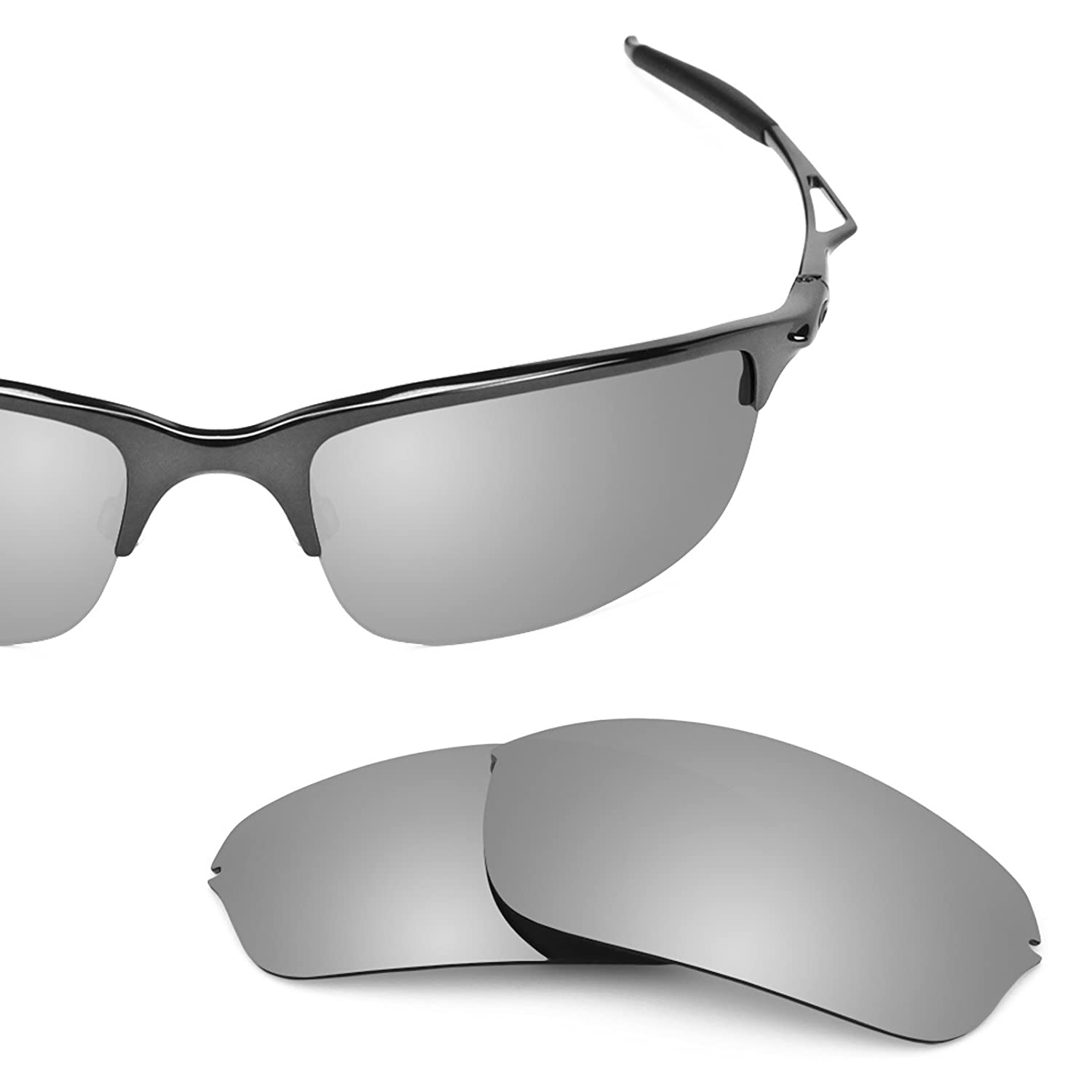 a081d20ae5 Revant Replacement Lenses for Oakley Half Wire 2.0 4 Pair Combo Pack K018   Amazon.co.uk  Clothing
