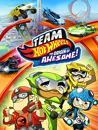 (Team Hot Wheels: The Origin of Awesome! )