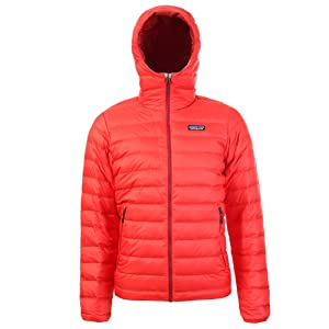 Patagonia Men's Down Sweater Hoody 84701 FRR SZ L