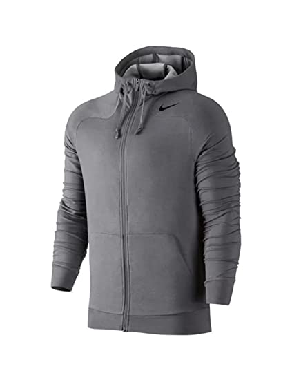 b0ae535b3 Image Unavailable. Image not available for. Color: NIKE Touch Fleece Hoodie  Shirt Full Zip Men Small 789979-037