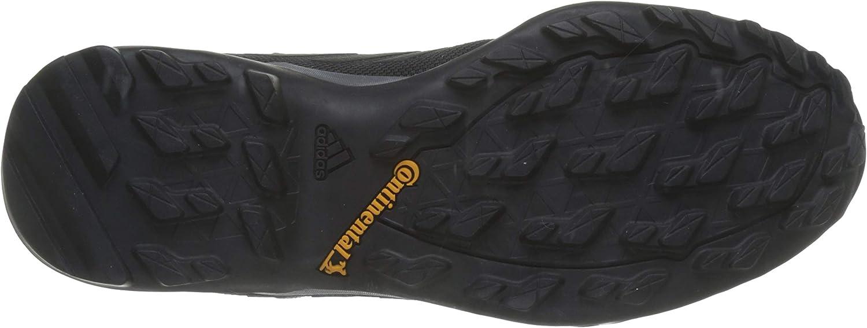 adidas Women's Terrex Ax3 Mid GTX W Fitness Shoes Multicolour Carbon Negbás Rosact 000