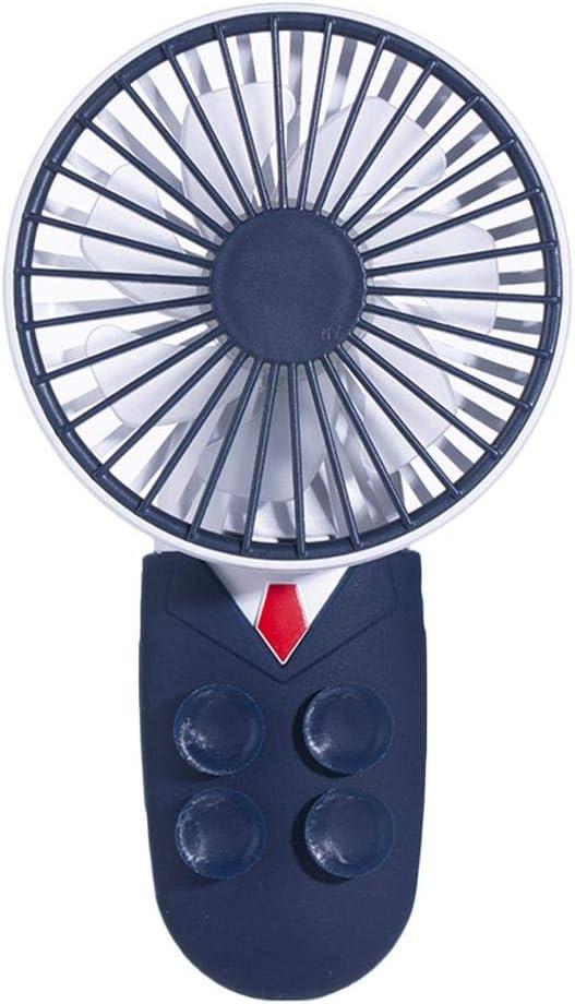 Haodou.Mini Phone Fan Mini Ventilador de Mano con Ventosa no impedirá Que tu Juego Sea Compatible con Todos los teléfonos, te ayudará a Pasar el Verano Bastante caluroso y húmedo