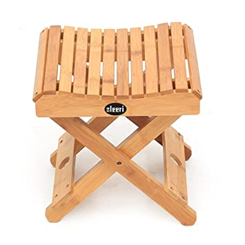 Small Portable Foldable Stool Folding Chair Seat for Kids Fishing Shower Garden  sc 1 st  Amazon.com & Amazon.com : Small Portable Foldable Stool Folding Chair Seat for ... islam-shia.org