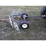 Tuff Yard Equipment 48'' Acreage Rake ACR-480JR
