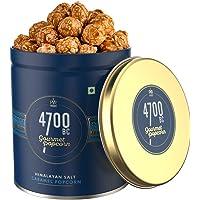 4700BC Himalayan Salt Caramel Popcorn, Tin, 110g