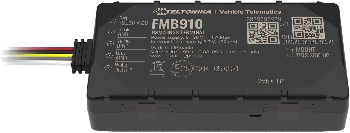 Teltonika FMB910
