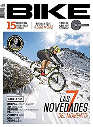 Bike México April 1, 2017 issue