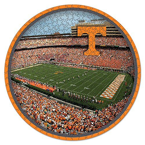 NCAA Tennessee Volunteers Stadium Puzzle 500-Piece