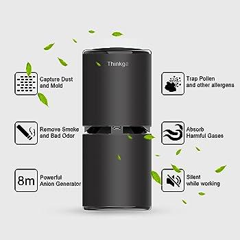 Thinkga Car Ionizer Air Purifier