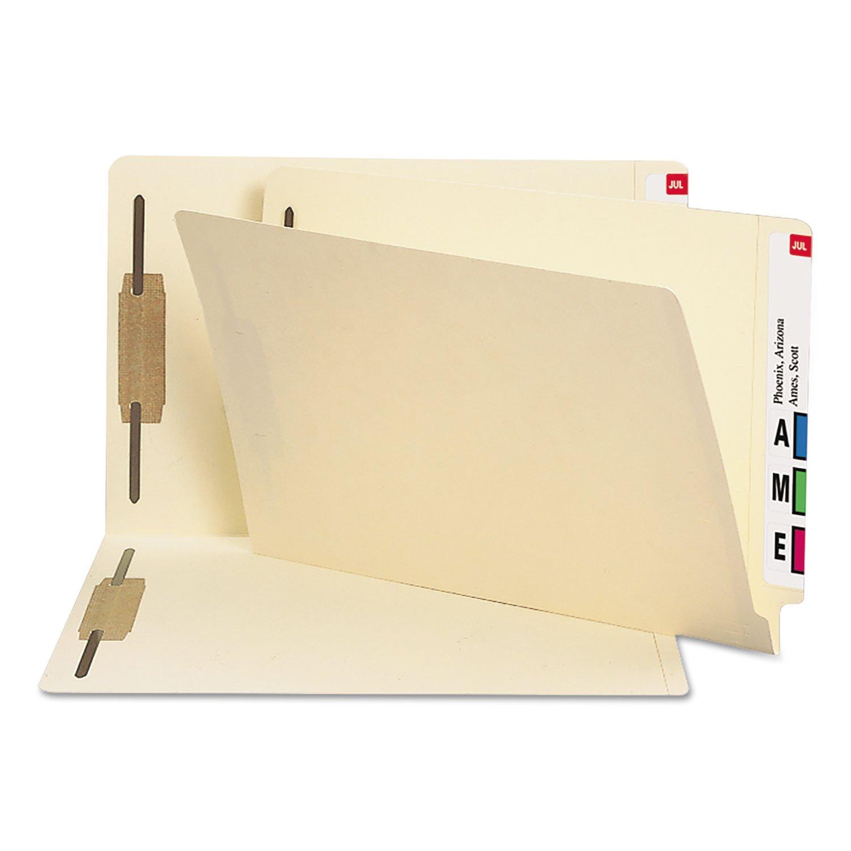 SMD37215 - Smead End Tab Fastener File Folder 37215 by Smead