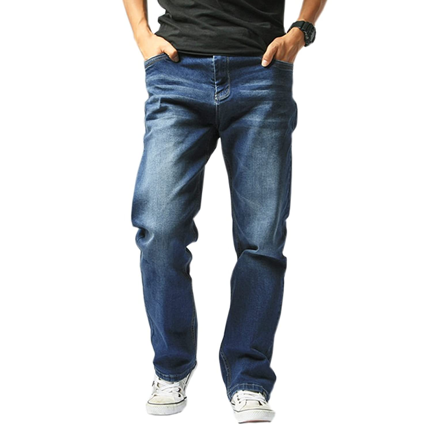 LIYT Men's Loose Jeans