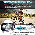 LUROON-Pedali-Bicicletta-Ultraleggeri-Pedali-MTB-Anti-Slittamento-Bici-Pedali-916-di-Alluminio-Sealed-Cuscinetto-per-Strada-Montagna-Bicicletta-BMX-Biciclette-Ciclismo-Biciclette