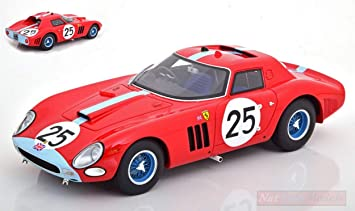 Cmr Model Replicars Cmr076 Ferrari 250 Gto N 25 6th Lm 1964 Ireland Maggs 1 18 Kompatibel Mit Amazon De Spielzeug