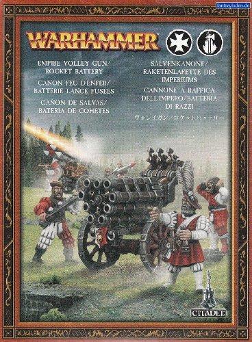 Empire Hellblaster / Hellstorm Set Warhammer Fantasy