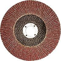 Disco De Desbaste Tipo Flap, Grao 80, 115 Mm X 22 Mm Mtx