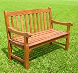Simply Wood Jubilee Bench 4ft (2 Seater) - SALE!!! SALE!!! SALE!!!
