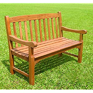 Simply Wood Jubilee Wooden Garden Bench 4ft (2 Seater) – SALE!!! SALE!!! SALE!!!
