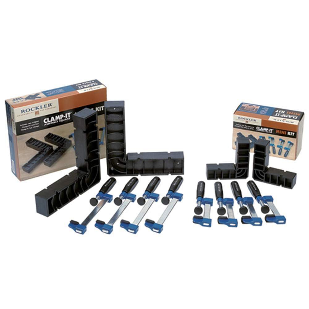 Rockler Clamp-It Deluxe Kit