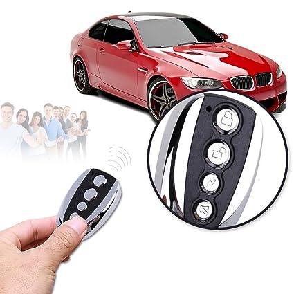Leezo Universal Gate Opener Car Garage Door Cloning Remote Control Key Starter 433mhz Icon